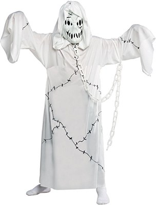 Cool Ghoul Ghost Child Costume