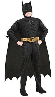 Batman Dark Knight Muscle Child Costume