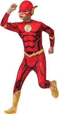 Flash DC Comics Child Costume