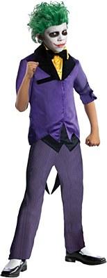 The Joker Deluxe Child Costume