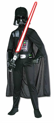 Star Wars Darth Vader Child Costume