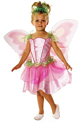 Springtime Fairy Toddler Costume