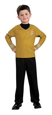 Star Trek Kirk Movie Child Shirt