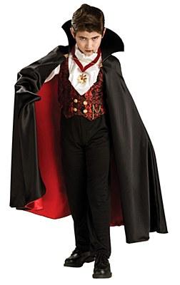 Vampire Transylvanian Deluxe Child Costume