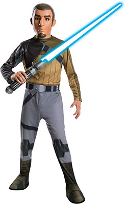 Rebels Kanan Jarrus Child Costume