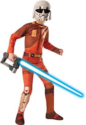 Rebels Ezra Bridger Child Costume