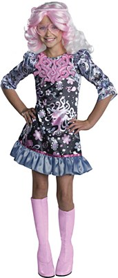 Monster High Viperine Gorgon Child Costume