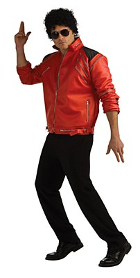 Michael Jackson Beat It Adult Costume