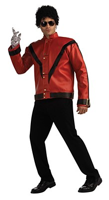 Michael Jackson Thriller Adult Jacket