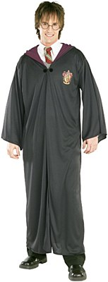 Harry Potter Gyffindor Adult Robe