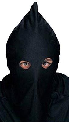 Executioner Cloth Hood Mask