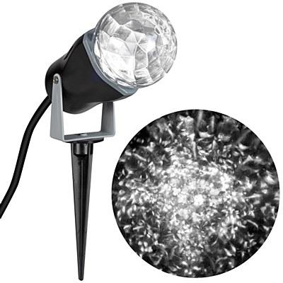 Kaleidoscope Strobing Spot Light Show