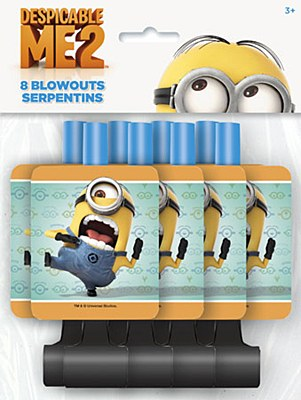 Minions Party Blowouts