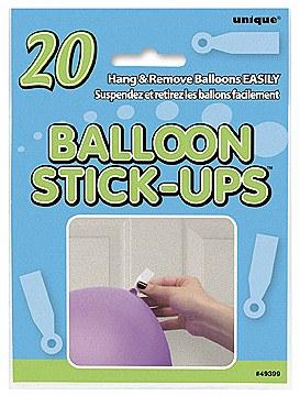Balloon Stick-Ups