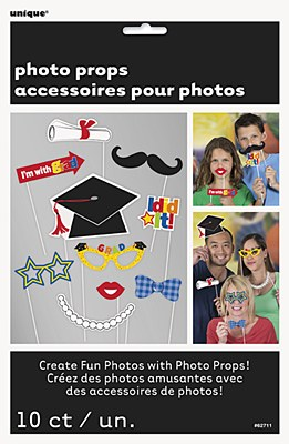 Graduation Photo Booth Party Kit