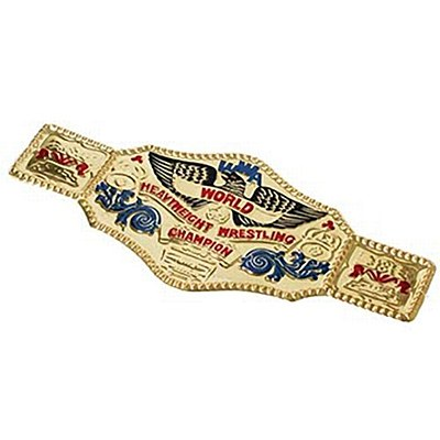 Championship Wrestling Belt