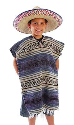 Falsa Style Child Poncho