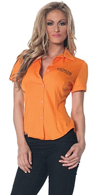 Prisoner Fitted Ladies Shirt