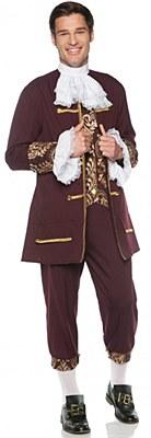 Colonial Gentleman Adult Costume