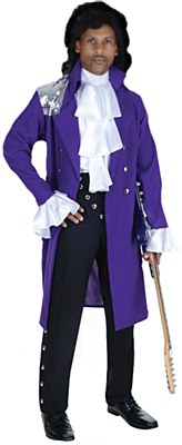 Pop Star Prince Adult Costume