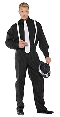 Gangster Man Adult Costume