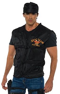 Seal Team Vest Adult Set