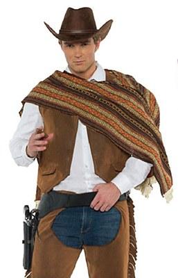 Cowboy Multicolor Serape