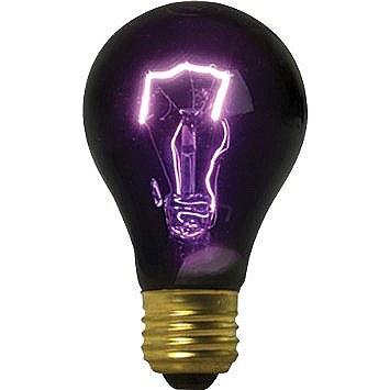Blacklight 75 Watt Bulb