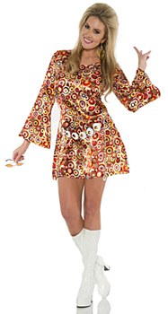 Disco Circle Dress