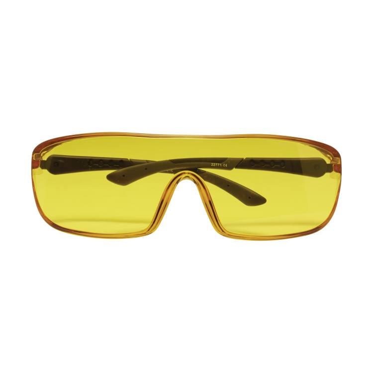 Allen Ballistic Over Glasses Yellow Lens