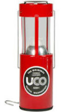 UCO Candle Lantern Red