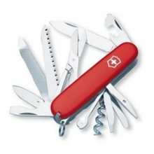 Victorinox Swiss Army Ranger Multi-Function Knife Red