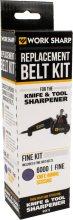 Work Sharp Fine Belt Replacement Kit