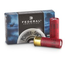 "Federal 12 Gauge 3"" 00 Buck Shot"