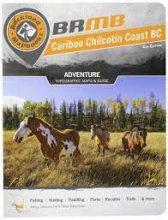 Backroad Mapbooks Cariboo & Chilcotin 4th Edition