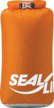 SealLine Blocker™ Dry Sack with Roll-Top Closure 15 Liters Orange