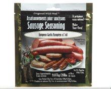 Wild West Sausage Seasoning European Garlic