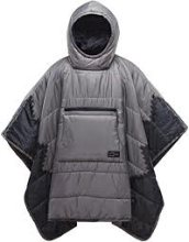 Therm-A-Rest Honcho Poncho Insulated Poncho with Hood Slate Print