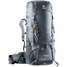 Deuter Aircontact 75+10 Hiking Pbackpack Graphite/Black