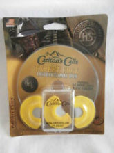 Carlton by Buck Expert Game Calls Diaphragm Elk, 3/Pack