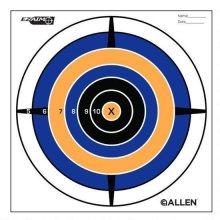 """Allen 8x8"""" Bullseye Targets, 12/Pack"""