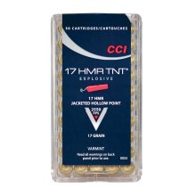 CCI 17 HMR 17 Grain TNT