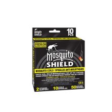 Mosquito Shield Mosquito Coils (50Hrs) 10/Pack