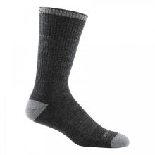 Darn Tough Men's John Henry Boot Midweight Work Socks Cushion Large (Men's 10-12) Gravel