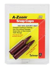 Lyman A-Zoom Rifle Metal Snap Caps 300 Winchester Short Mag, 2/Pack