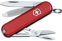 Victorinox Swiss Army Classic SD Knife Red