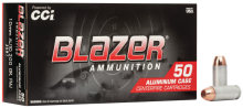 CCI  10mm 200 Grain  Blazer Full Metal Jacket