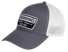 """Browning """"Best Patch"""" Hat Navy"""