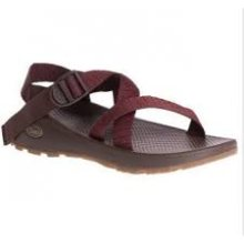 Chaco Men's Z/Cloud Sandals 9 Knot Rust Medium