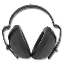 Allen Hearing Protection Black